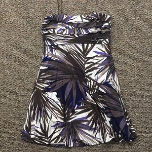 Cache Flowy Pattern Dress